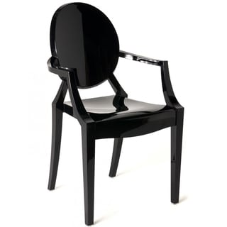 Design Tree Home Ghost Chair Black (China)
