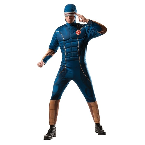 One Eyed Superhero Adult Costume Body Suit