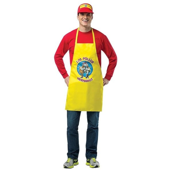 Breaking Bad Los Pollos Hermanos Costume Apron