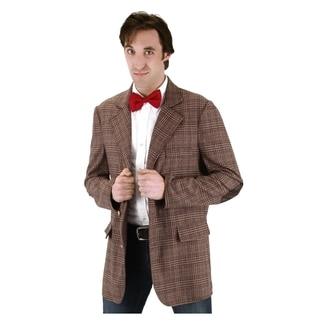 Doctor Who Men's Eleventh Doctor Costume Jacket