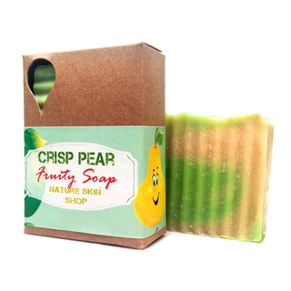 Crisp Pear Fruity Soap