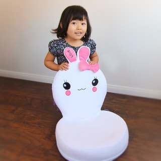 Critter Cushion Ribbon Kids Chair