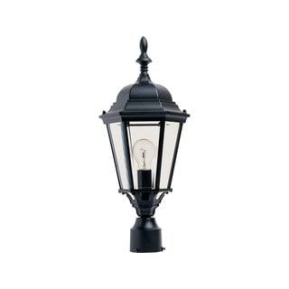 Maxim Aluminium Shade Westlake 1-light Outdoor Pole/ Post Mount Light