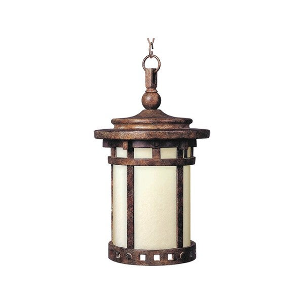 Aluminium Shade Santa Barbara EE 1-light Outdoor Hanging Lantern