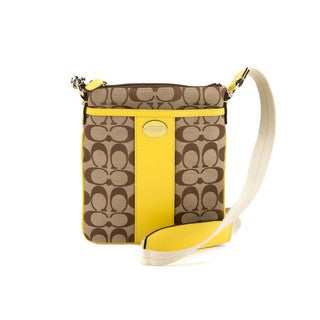 Coach Legacy Signature Swingpack Crossbody