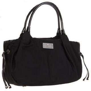 Kate Spade Nylon Small Stevie Bag