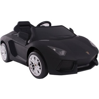 Kalee Lamborghini Aventador LP 700 4 12v Black Ride On