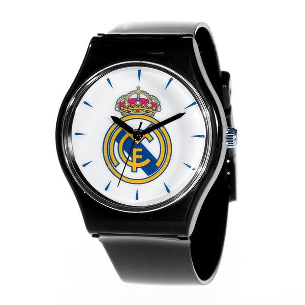 Real Madrid Soccer Club Slimline Souvenir Watch