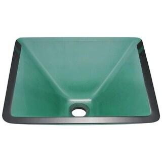 The MR Direct 603 Emerald Brushed Nickel Bathroom Ensemble