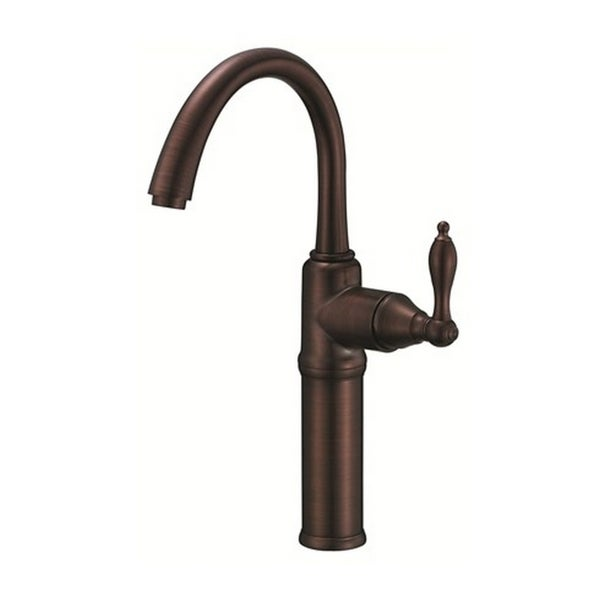 Danze Fairmont Single Hole D201540RB Oil Rubbed Bronze Bathroom Faucet