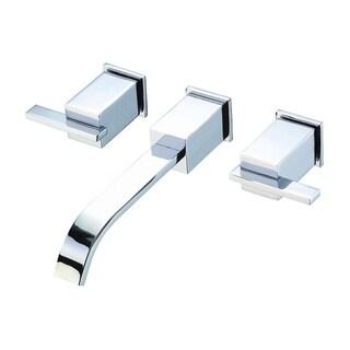 Danze Sirius Wall Mount D316244T Chrome Bathroom Faucet