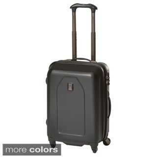 Travelpro Crew 9 Carry On Expandable Hardside Spinner Upright Suitcase