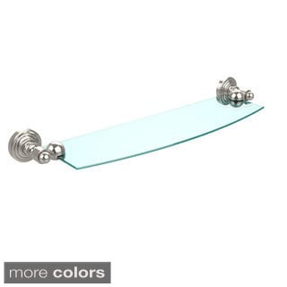 Waverly Place Collection 18-inch Glass Shelf