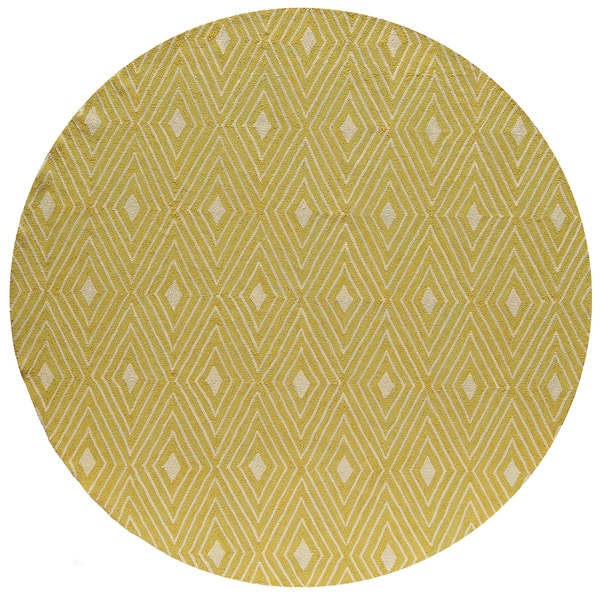 South Beach Drummond Indoor/Outdoor Area Rug (9' Round)