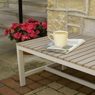 Oxford Garden Travira 48-inch Backless Bench