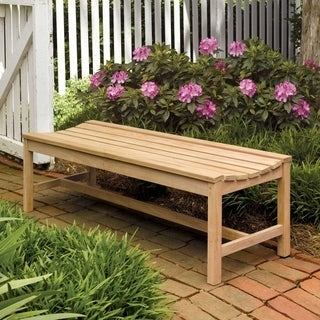 Oxford Garden Backless 60-inch Bench