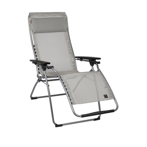 Futura Grey Zero Gravity Recliner