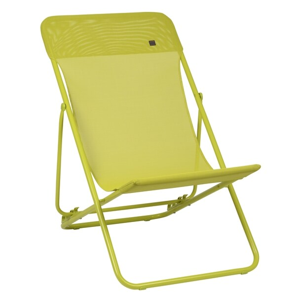 Maxi Transat Folding Sling Chair (Set of 2)