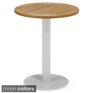 Oxford Garden Travira 24-inch Round Bisto Table