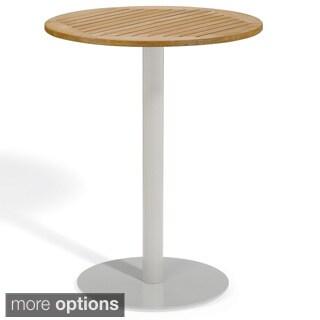 Oxford Garden Travira 32-inch Round Bar Table