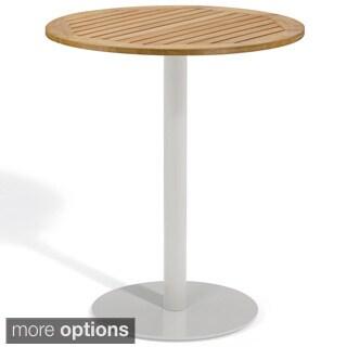 Oxford Garden Travira 36-inch Round Bar Table