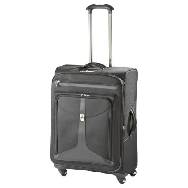 Atlantic by Travelpro Odyssey Lite 25-inch Expandable Spinner Upright Suitcase