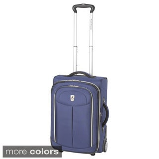 Atlantic by Travelpro Ultralite 2 22-inch Carry On Expandable Rollaboard Luggage Upright