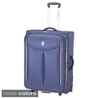 Atlantic Ultralite 2 28-inch Large Expandable Rolling Upright Suitcase