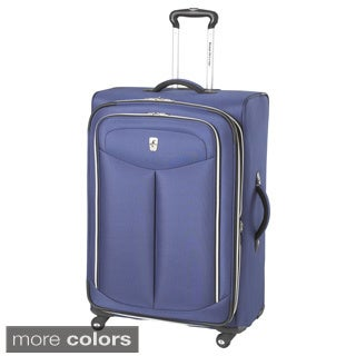 Atlantic by Travelpro Ultralite 2 25-inch Medium Expandable Spinner Upright Suitcase