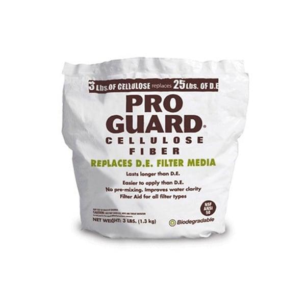 Pro Guard Swimming Pool Cellulose Fiber D.E. Filter Media Replacement