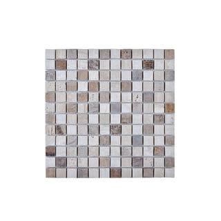 Multi-Square Stone Wall Tile