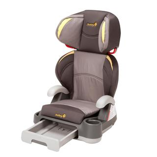 Cosco Backed Store 'n Go Booster Car Seat in Bumblebee