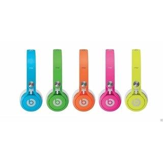 Beats by Dre Mixr Built for DJs On-ear Headphones (Refurbished)