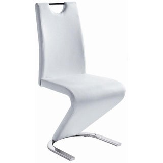 White Z-Chairs (Set of 2)