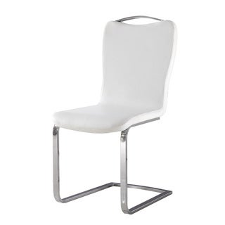 White Dining Chairs (Set of 4)