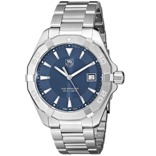 Tag Heuer Men's WAY1112.BA0910 'Aquaracer 300M' Stainless Steel