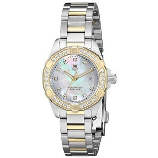 Tag Heuer Women's WAY1453.BD0922 'Aquaracer' Stainless Steel