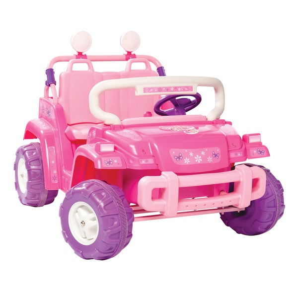 Kid Motorz 12 volt Surfer Girl Ride on 2 seat Toy Vehicle