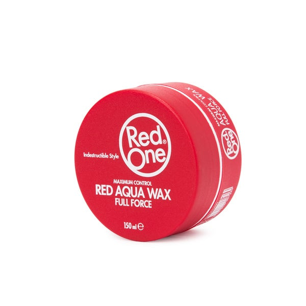 Redist USA 5-ounce Red Aqua Wax