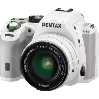 Pentax K-S2 20.1 Megapixel Digital SLR Camera with Lens - 18 mm - 50