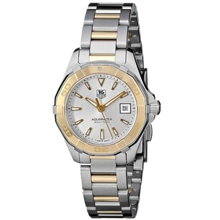 Tag Heuer Women's WAY1455.BD0922 'Aquaracer' Stainless Steel Watch