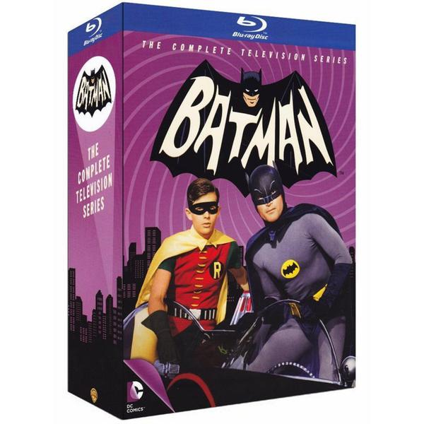 Batman: The Complete Television Series (Blu-ray Disc) 15011983