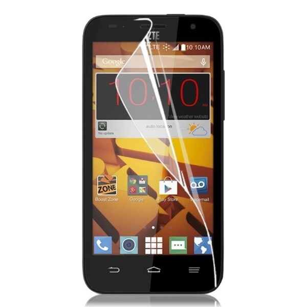 Insten Clear LCD Screen Protector Film Cover For ZTE Speed