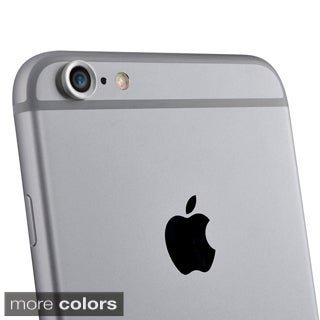 Insten Metal Camera Lens Protective Cover For Apple iPhone 6