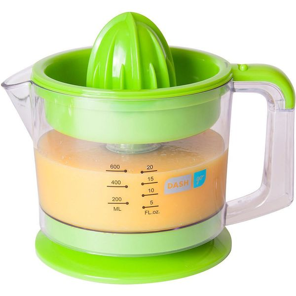 Dash JB065GN Go Dual Green Citrus Juicer