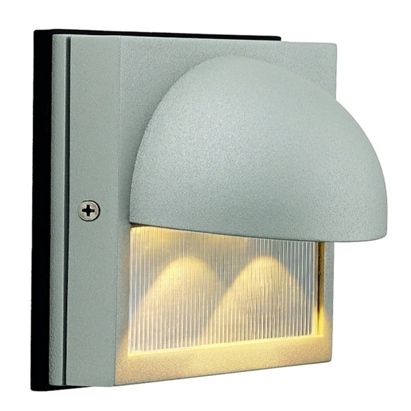 Dacu LED Warm White 2-light Wall Lamp
