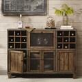 Ink+Ivy Vintage Liquor Cart