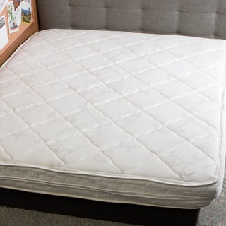 InnerSpace Luxury Deluxe 8-inch 3/4-size Reversible RV Memory Foam Mattress