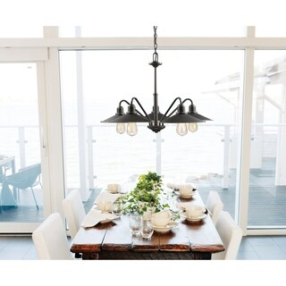 Z-Lite Casa 5-Light Chandelier Light