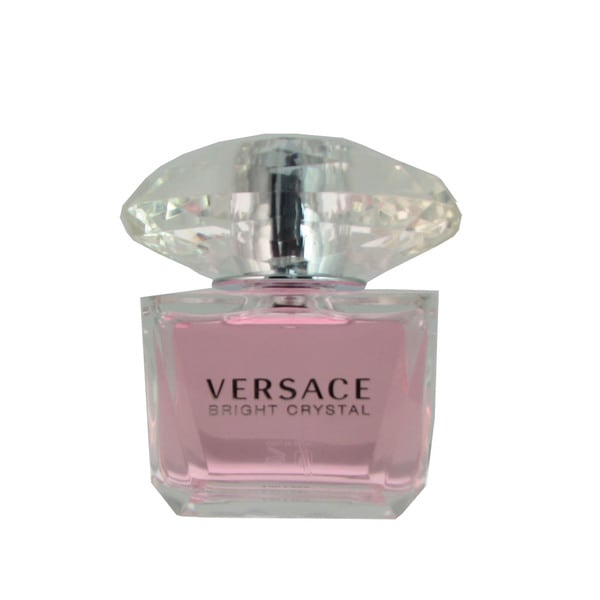 Versace Bright Crystal Women's 3-ounce Eau de Toilette Spray (Tester)